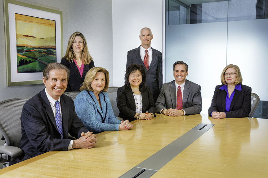 Partners at a Roundtable